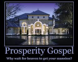 Health, Wealth and Prosperity: The Satanic Gospel