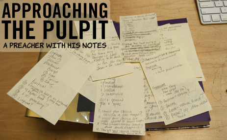 Pulpit Notes