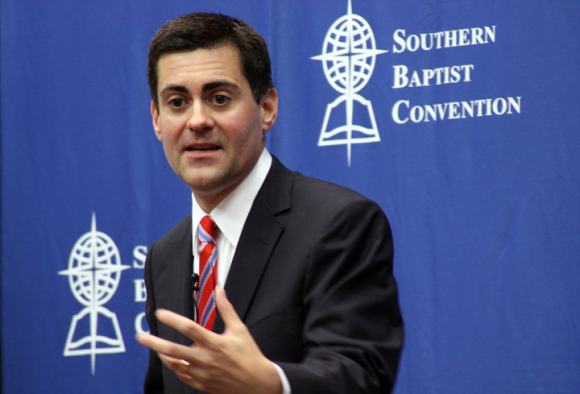 SBC Leader Russell Moore Goes on CNN to Decry Immigration Policy