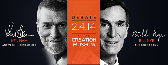 Some briefs thoughts on the Ken Ham/ Bill Nye Debate