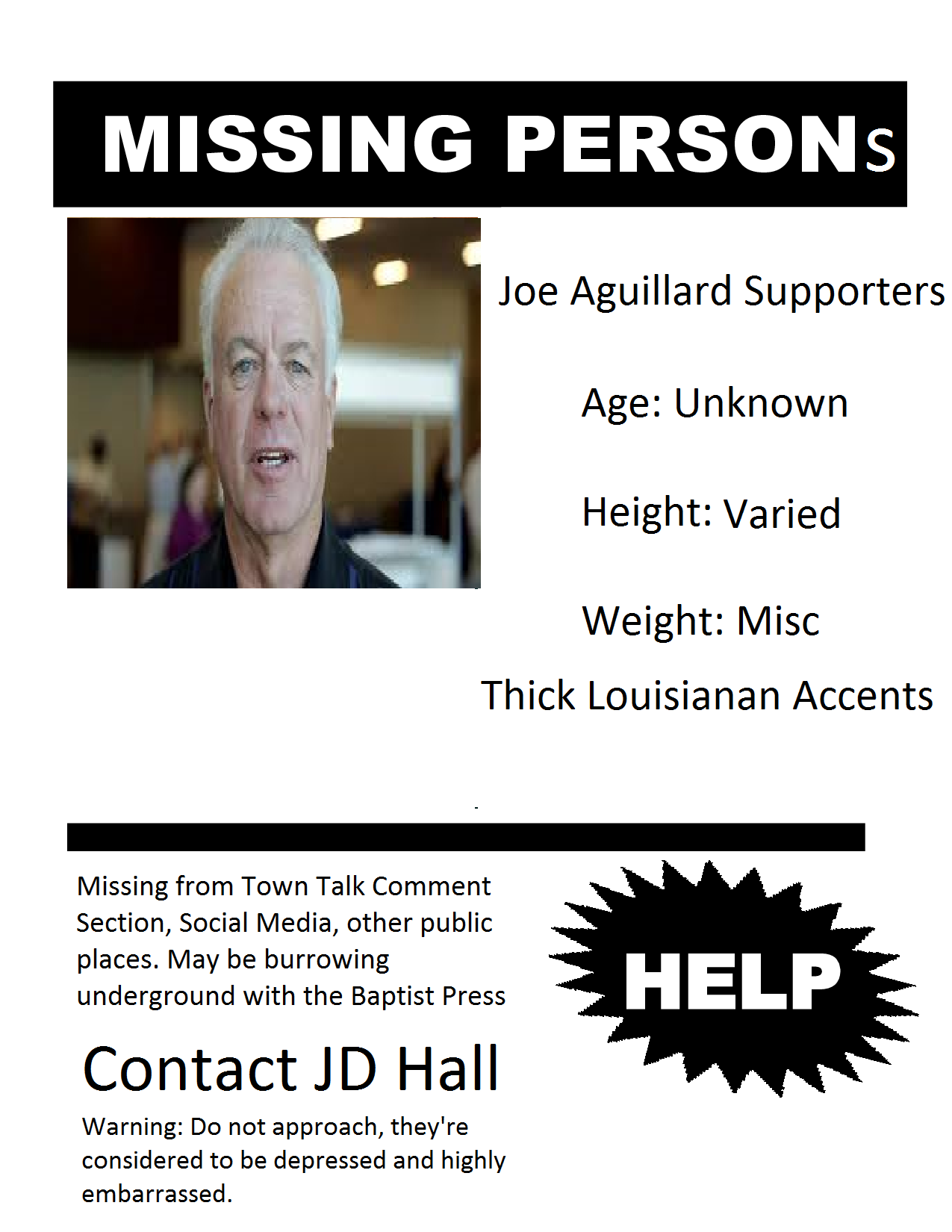 Missing: Please Contact Pulpit & Pen with Info