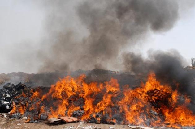 The Burning Garbage Dump ofGehenna- Myths That'll Preach