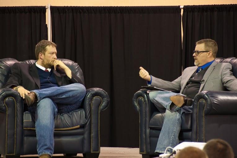 RefMT Audio: Rosebrough Breakout Session Interview