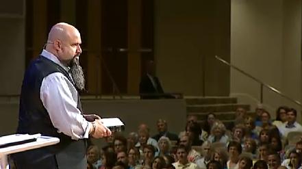 Full Video of Ergun Caner speaking at Johnny Hunt's Church