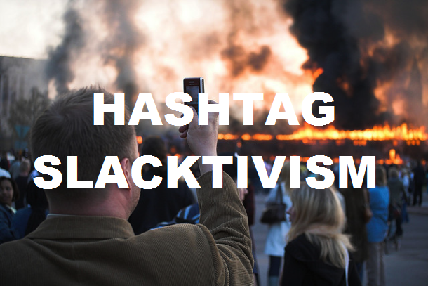 Twitter Empathy and Hashtag Slacktivism