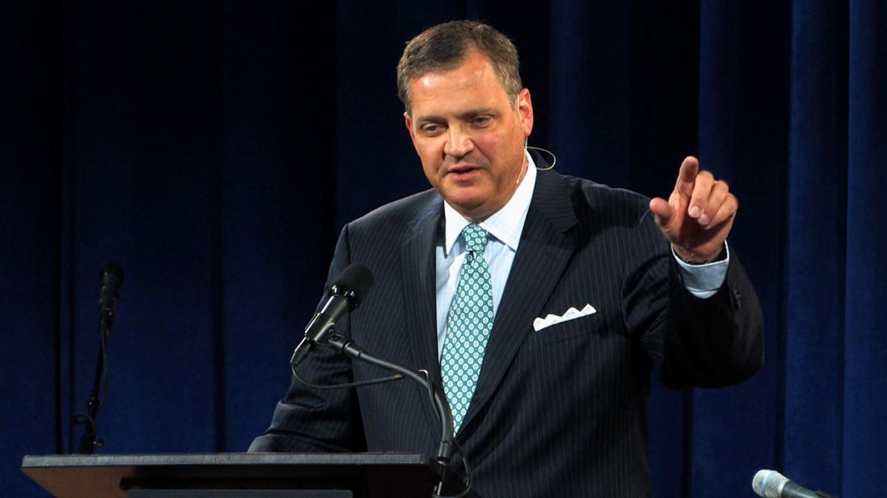 The Curious Case Of Al Mohler