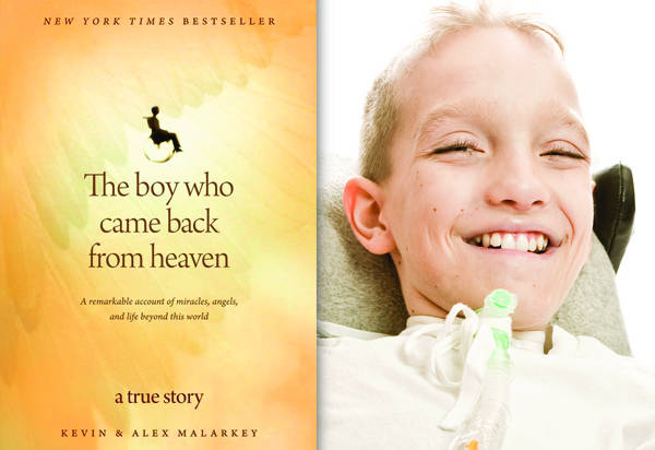 """""""The Boy Who Came Back From Heaven"""" Recants Story, Rebukes Christian Retailers"""