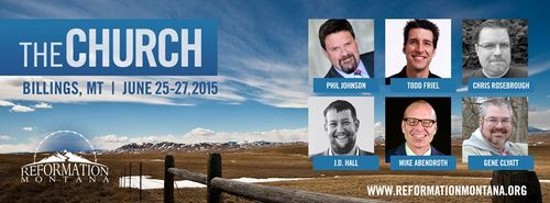 A Few Words from Todd Friel For Reformation Montana 2015