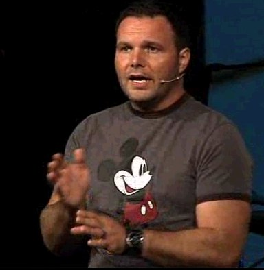 Mark Driscoll Restored, Given Tickets to Disney Land