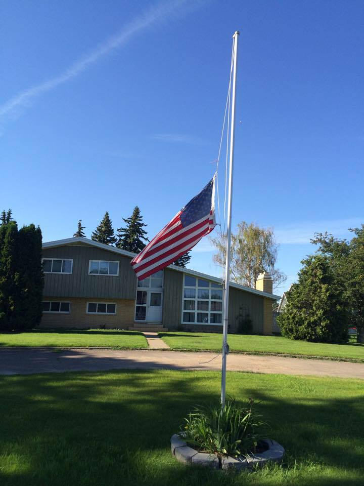 Why I Put My Flag at Half-Mast…and why you should think about joining me