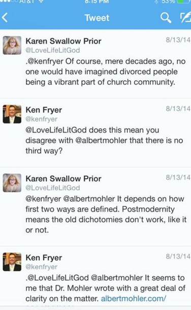 A response to the defense for karen swallow prior for Does rsvp mean you have to reply