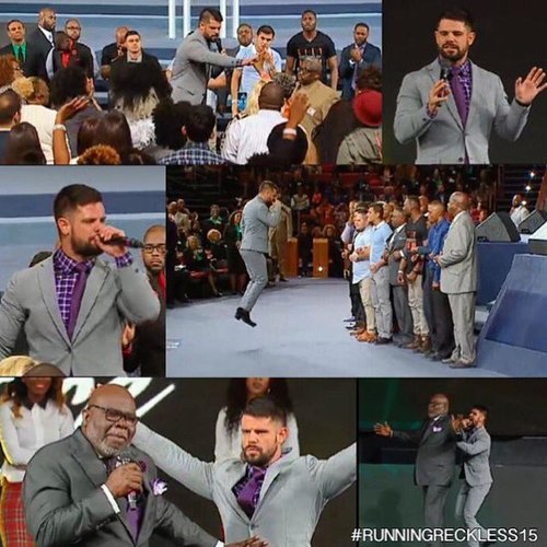 Steven Furtick Gladhands TD Jakes' Church – Gives $35,000 To Jakes