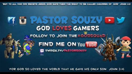 """Introducing the """"Gamer Pastor"""" – Not Satire"""
