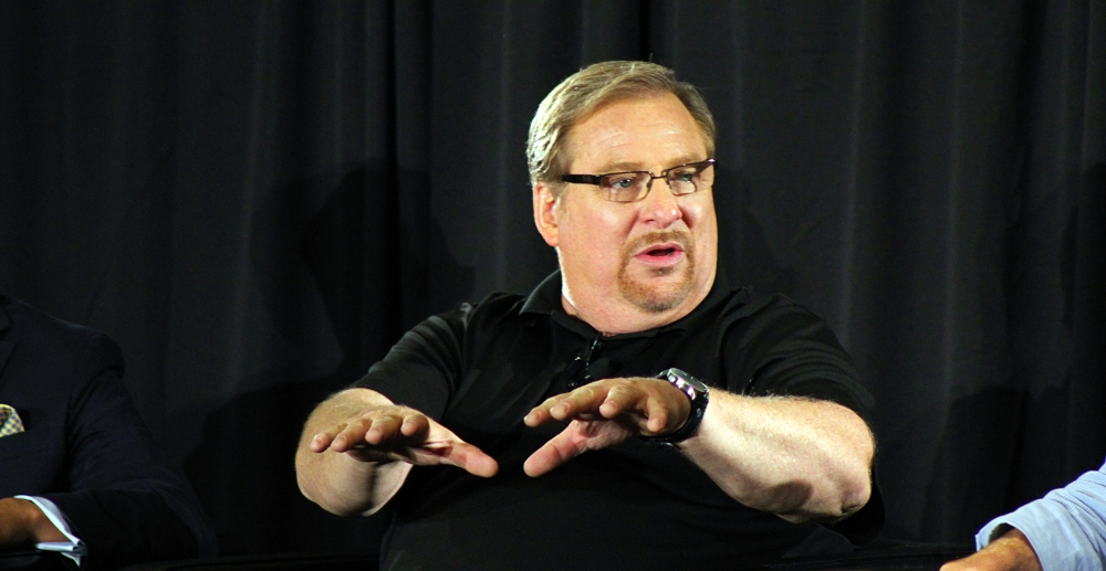 Rick Warren, Wayne Grudem Team Up as Religious Advisors for Marco Rubio