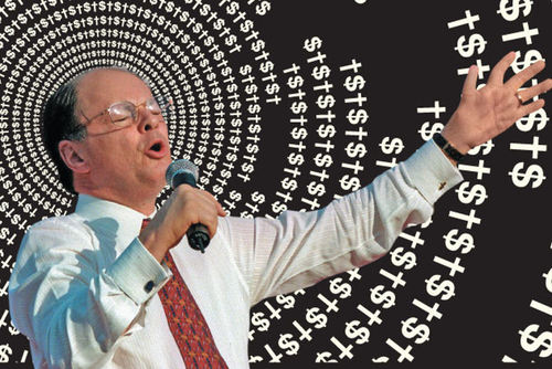 Pastor Given A Vision to Sell Multi-Level Marketing