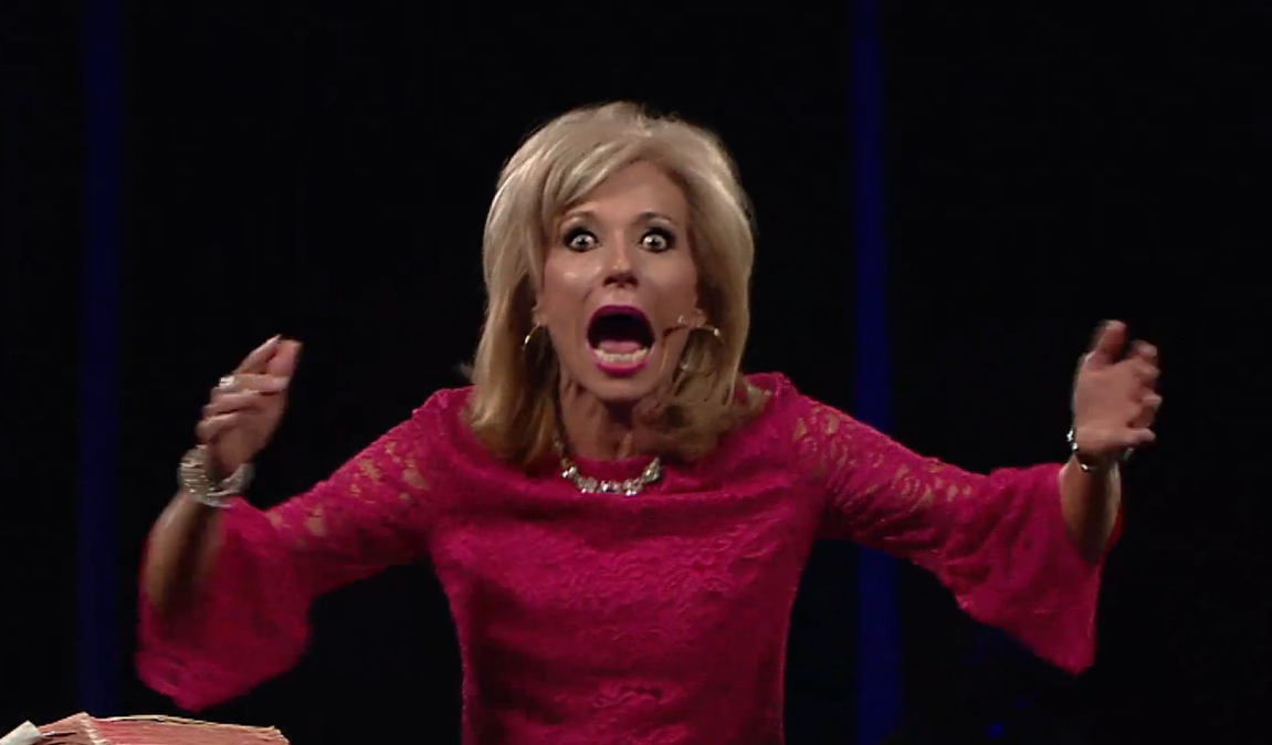Beth Moore Predicts God Will Unite All Sectors of Christendom