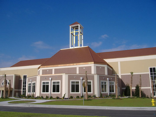 Ted Cruz Preaching Sermon at Community Bible Church, Beaufort, SC