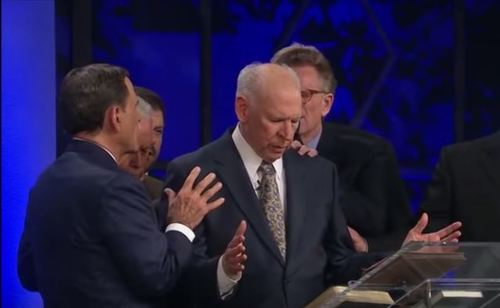When Anointings Compete – Rafael Cruz Gets Some Pub From Kenneth Copeland