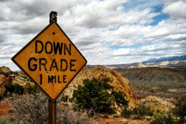 Five Observations of the Modern-Day Downgrade
