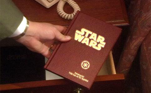 Jesus Speaks To Little Girl in Star Wars – Gets Baptized in SBC Church