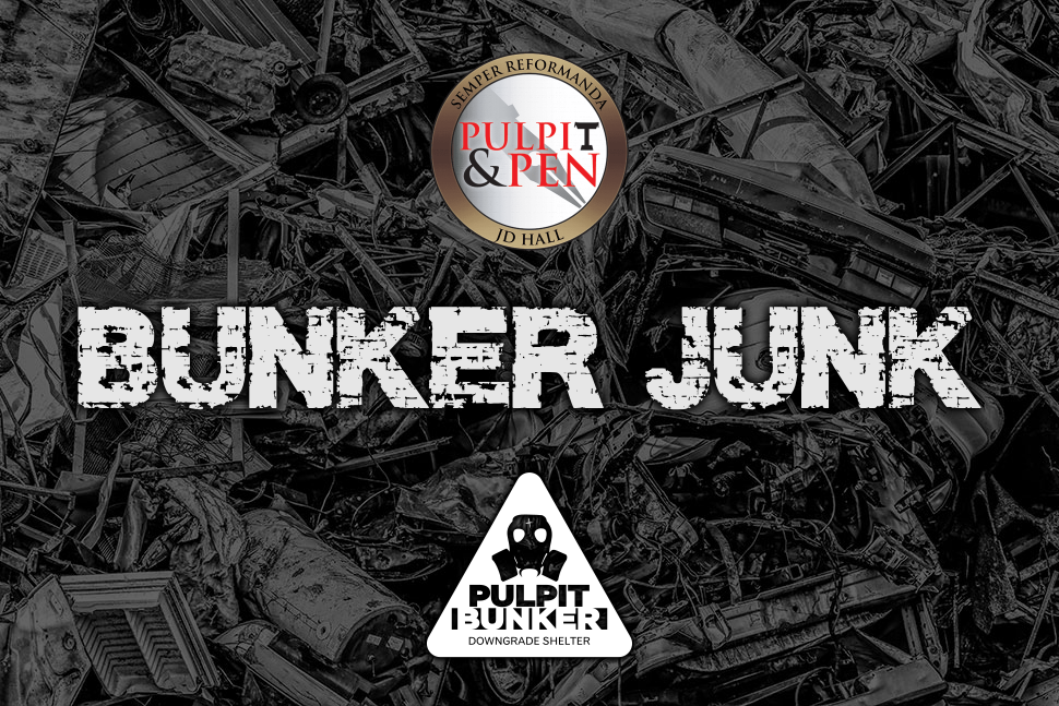 Bunker Junk – Friday March 4, 2016