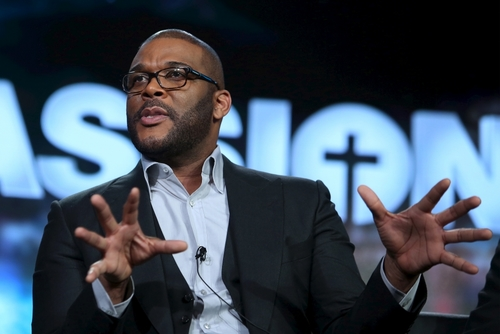"""Worshiping The Celebrity Jesus – (Tyler Perry's """"The Passion"""")"""