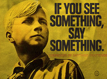Discernment Challenge: If You See Something, Say Something