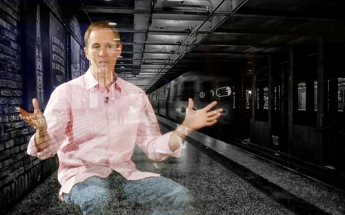 "Andy Stanley: ""We're On The Subway To Hell…"""