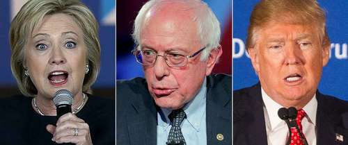 A Communist, A Socialist, and A Democrat Walk Into a Bar. The Lesser of Two Evils or A Wasted Vote?