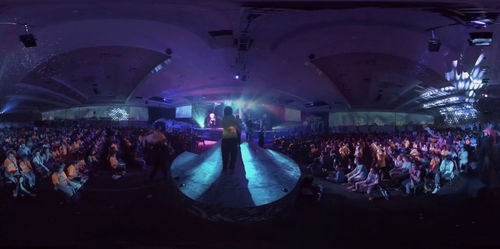 Bellevue Baptist VBS 2016 Resembles Rave Party More Than A Church
