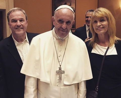 Pope Francis Lies To Mike Bickle – Mike Bickle Affirms Pope