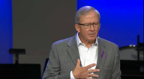 SBC Pastor Insinuates That God Should Strike Dead Christians Who Don't Affirm Homosexuality