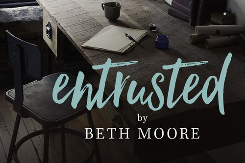 "Beth Moore Entitles Latest Series ""Entrusted;""  Correct Title Should Be ""Mistrusted"" … and for good reason …"