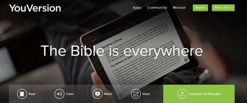 YouVersion: A Discernment-Free Zone