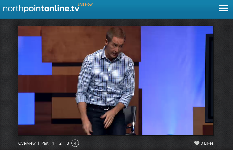 Christian Index Walks Back Criticism of Andy Stanley; Apologists Should Walk it Forward